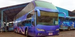 bus tingkat Produksi Maxi-Miracle